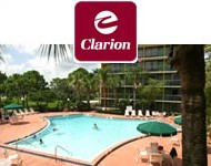 Rosen&#039;s Clarion Inn Hotel