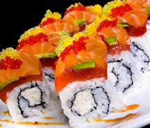 Banshoo Sushi Roll